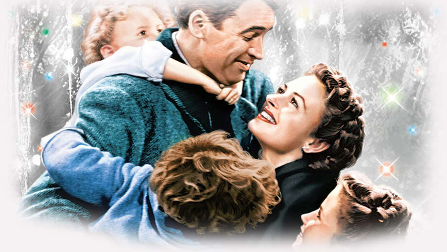 """The 1946 Frank Capra-James Stewart classic """"It's a Wonderful Life"""" will be presented at Long Wharf Theatre from Dec. 7 to 31 in the form of a 1940s era radio adaptation of  the film. Photo: Contributed Photo / Connecticut Post Contributed"""