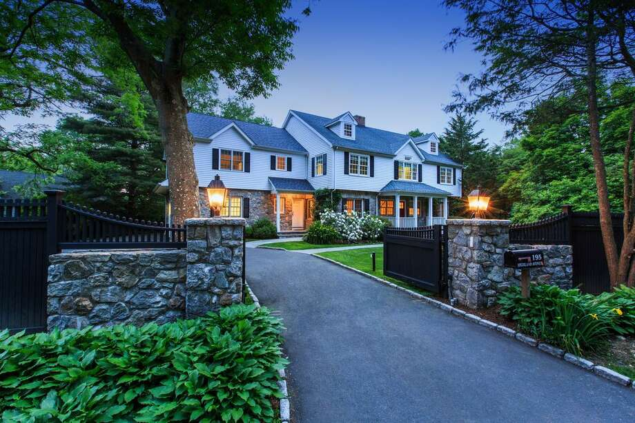 195 Highland Ave, Norwalk, CT 06853  6 beds 6 baths 4,546 sqft  Features: Third-floor playroom with rubber floor View full listing on Zillow Photo: Zillow