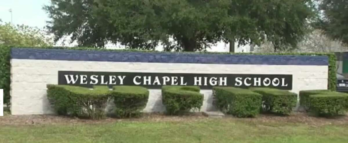 Wesley Chapel High is a Tampa Bay-area high school.