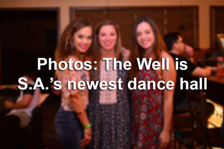 The Well on the city's Northwest Side is the area's newest Texas-style dance hall and restaurant. Here is a look at the new spot on July 14, 2016.