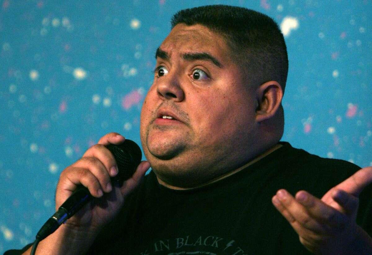 """Gabriel """"Fluffy"""" Iglesias """"Fluffy"""" performed at the Rivercenter Comedy Club on Nov. 29, 2007."""