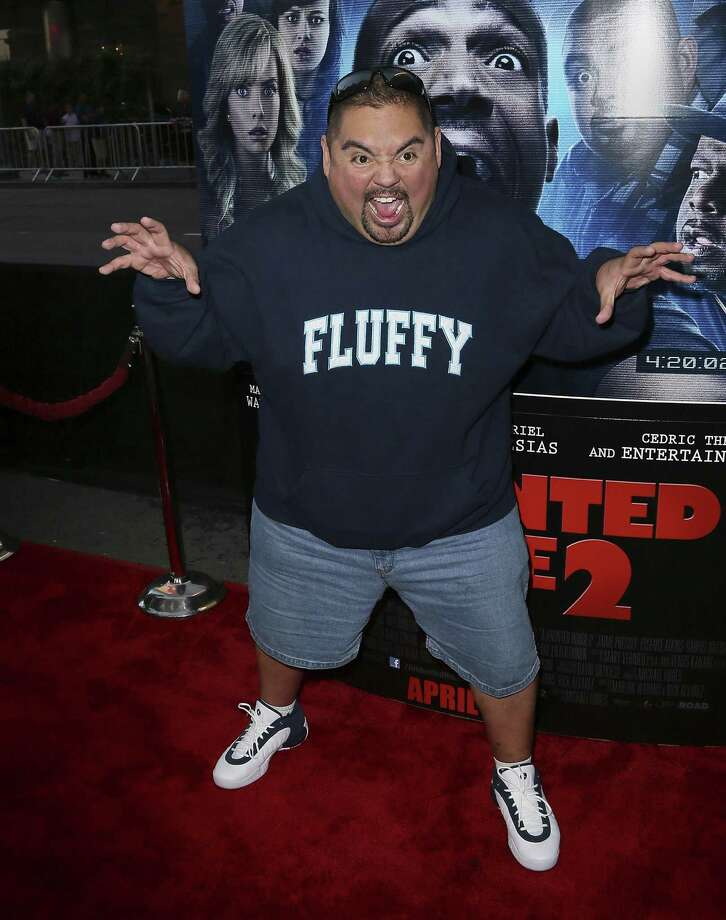 "Actor Gabriel Iglesias attends the premiere of Open Road Films' ""A Haunted House 2"" at Regal Cinemas L.A. Live on April 16, 2014 in Los Angeles, California.  (Photo by David Livingston/Getty Images) Photo: David Livingston, Contributor / Getty Images / 2014 David Livingston"