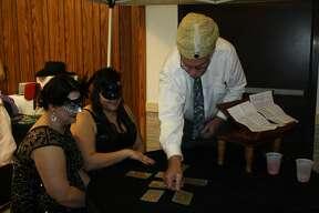 Thumb Industries held a Masquerade Fundraiser Saturday.