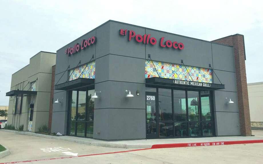 El Pollo Loco's 13th Houston-area location has opened along the Gulf Freeway in League City. Photo: El Pollo Loco, Contributed Photo