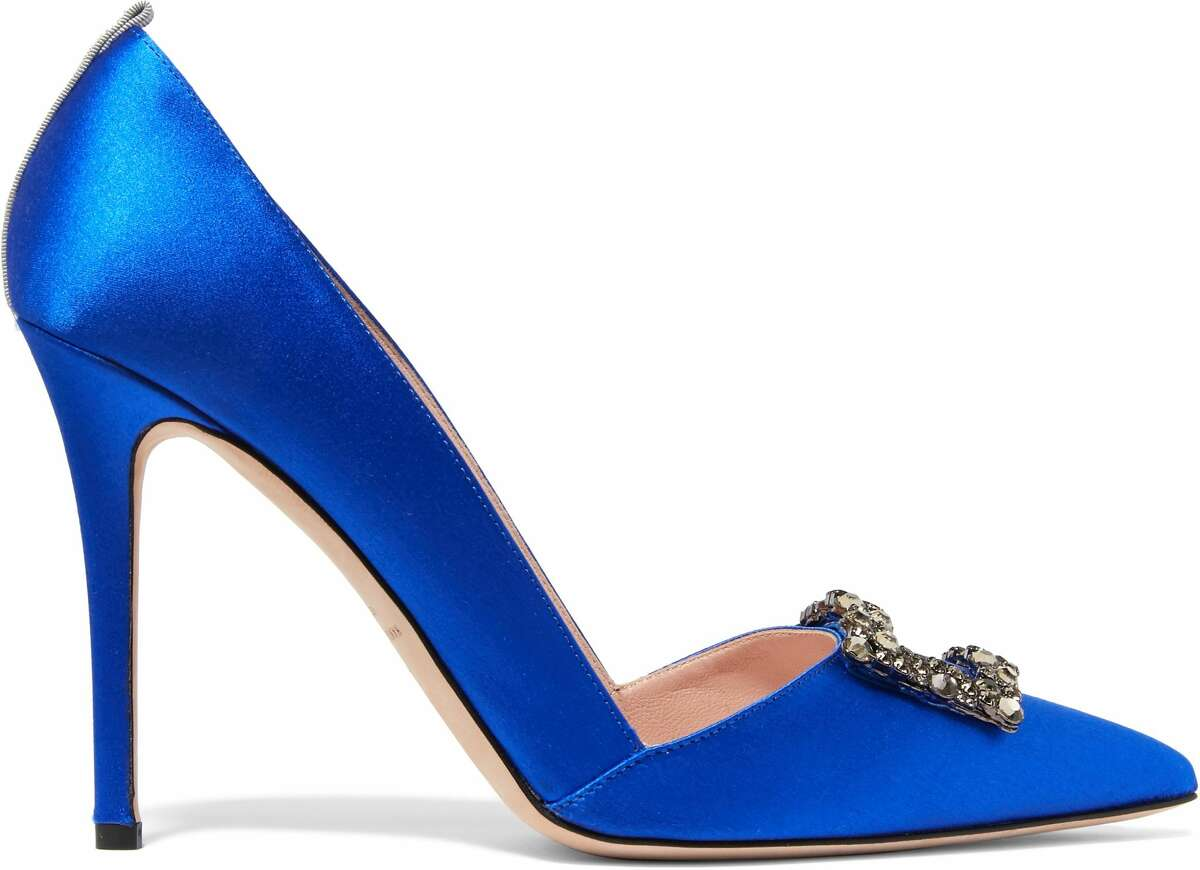 Net-A-Porter and Sarah Jessica Parker have teamed up to launch a 16-piece shoe collection.
