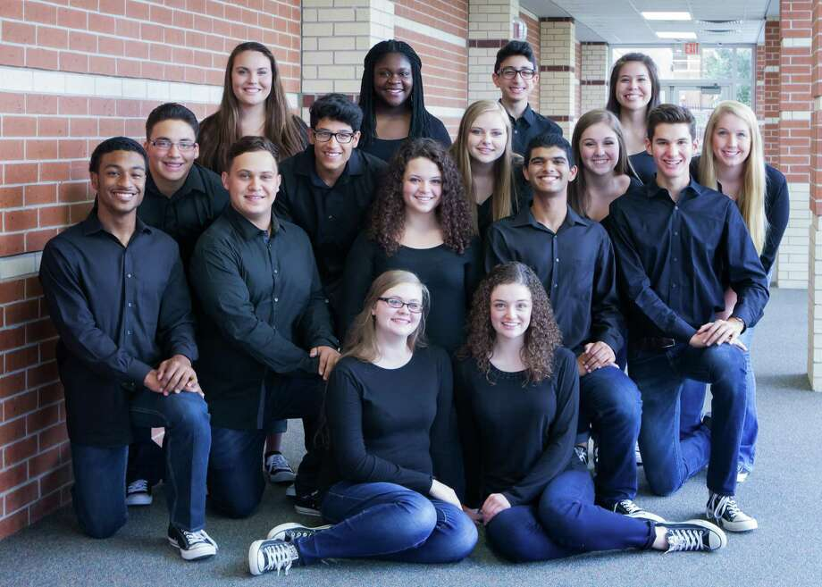The Cinco Ranch High School Bravo Show Choir will kick off the holidays with its Snowball Social at 7:30 p.m. Dec. 2 in the main commons, 23440 Cinco Ranch Blvd. Tickets are $6 for students and $8 for adults. This event offers dessert and a beverage or coffee for guests who can listen to holiday classics. Photo: Cinco Ranch High School, Owner/Photographer / 2016 Agent has permission for a limited copyright release by PICHE Photography to use image for print, web, agent and promotiona