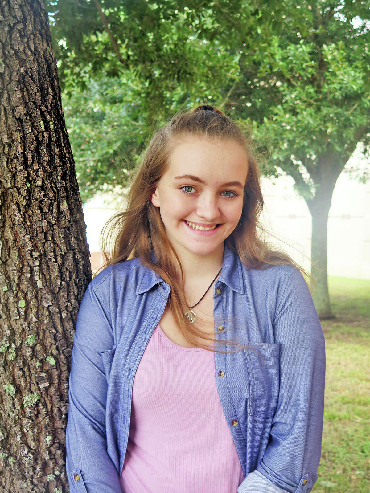 Foster High School junior Savannah Fairless placed second in the Association of Texas Photography Instructors Fall Photo Contest. Her photo,