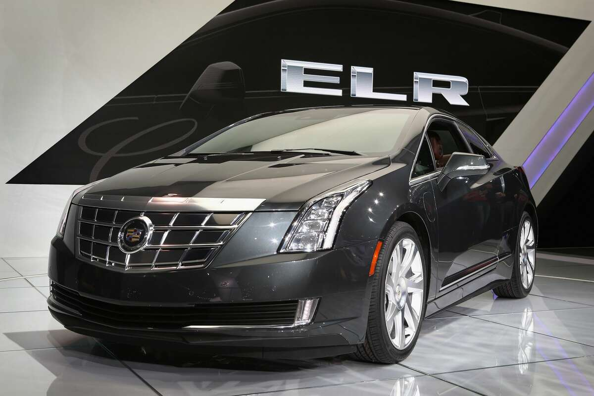 Cadillac ELR : Priced at $75,000, this car didn't find enough buyers even after rebates and discounts were offered.