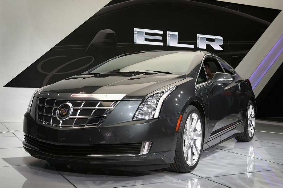 Cadillac ELR: Priced at $75,000, this car didn't find enough buyers even after rebates and discounts were offered. Photo: Scott Olson/Getty Images, Getty