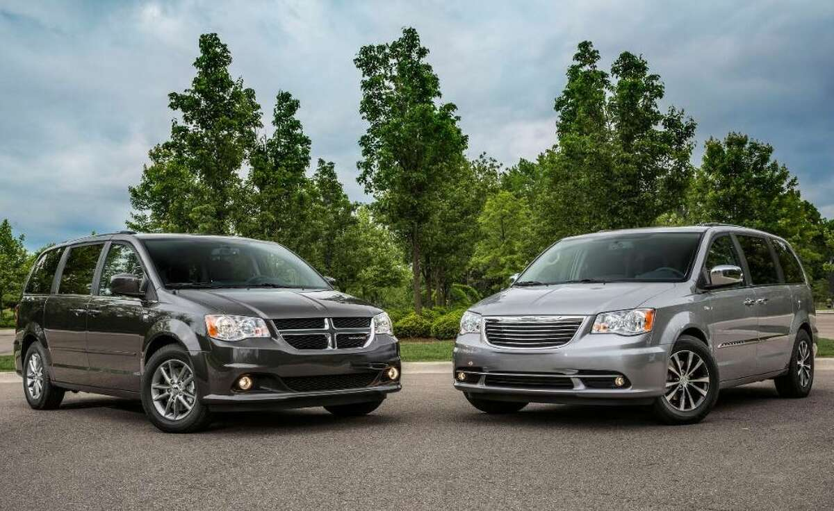 Dodge Grand Caravan : One of the original minivans, this model was popular in the 1980s but has run its course.