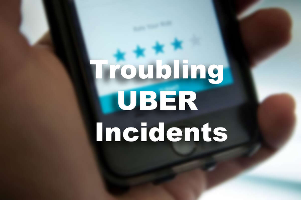 Troubling UBER incidents around the world