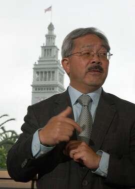 Ed Lee's pledge: San Francisco will stay resolute