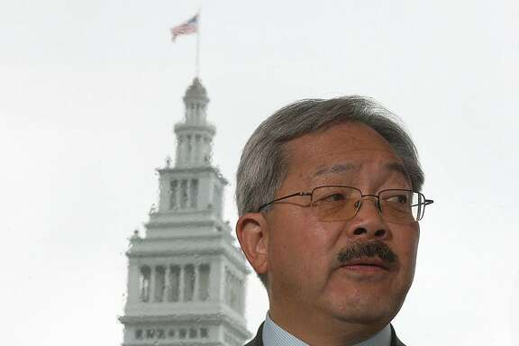Ed Lee's pledge: San Francisco will stay resolute