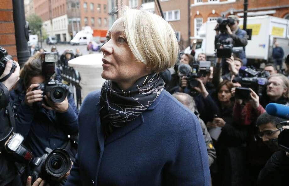 Prosecutors begin interviews with Julian Assange in Swedish rape case