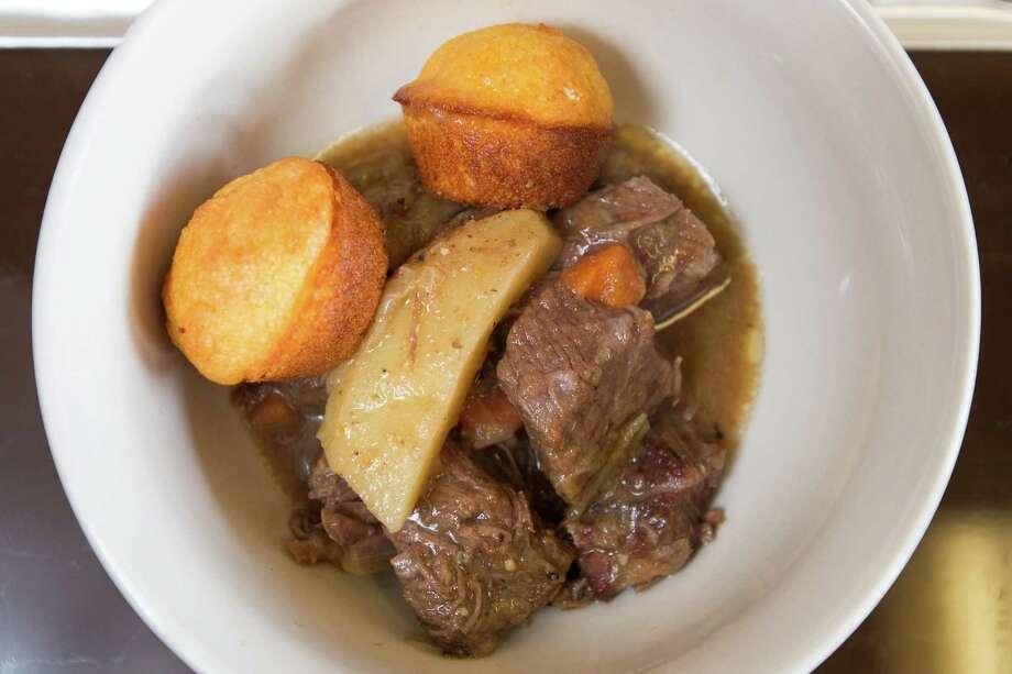 Old Fashioned Beef Stew Photo: Michael Minasi, Staff / © 2016 Houston Chronicle
