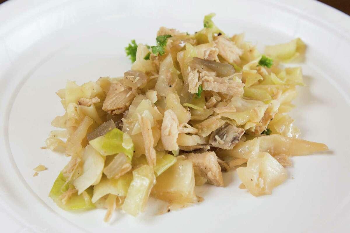 Cabbage Oriental