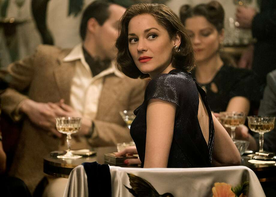 "Marian Cotillard in ""Allied Photo: Paramount Pictures"