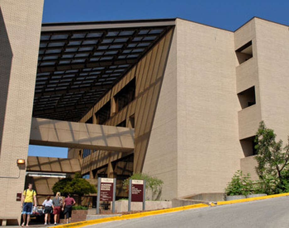 The Academic Services Building at Texas State University-San Marcos. Photo: Texas State University