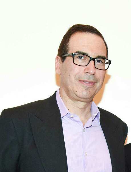 Steven Mnuchin, the campaign's national finance chairman, has been considered the leading candidate for the job. Photo: BFA /TNS / Sipa USA