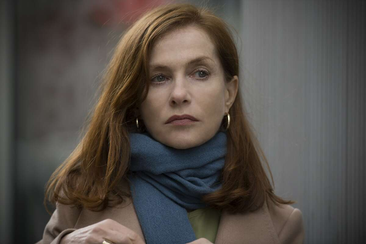"""This image released by Sony Pictures Classics shows Isabelle Huppert in a scene from, """"Elle."""" (Guy Ferrandis/Sony Pictures Classics via AP)"""