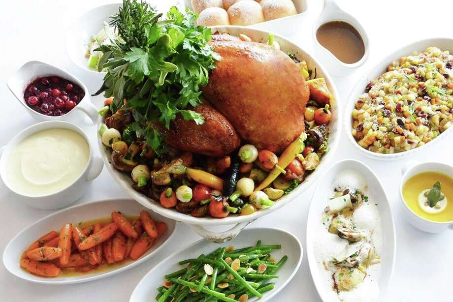 La Table:A three-course Thanksgiving dinner will be served at this fine dining restaurant from 11 a.m. to 8 p.m. Appetizer options include roasted beet salad, wild mushroom ravioli, and Brussels sprouts slaw. Main course is oven-roasted free range organic turkey with Madeira gravy accompanied by traditional side dishes. Dessert is pumpkin pie or bourbon pecan pie. the price is $85 per person ($39 for ages 5-12).For information and reservations call 713-439-1000, 1800 Post Oak; latablehouston.com Photo: La Table