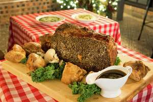 B & B Butchers & Restaurant is offering Thanksgiving Day dinner in the restaurant from 11 a.m. to 8 p.m. It also offers Thanksgiving To-Go prepared foods including roasted prime rib (whole or half) or brined and roasted turkey at $5.50 per pound.