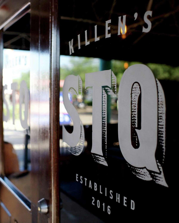 Killen's STQ, a new restaurant from chef Ronnie Killen, is scheduled to open Nov. 28. Shown: decor elements.