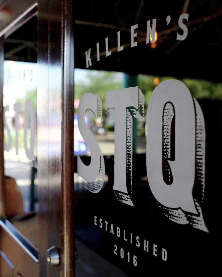 Killen's STQ, a new restaurant from chef Ronnie Killen, is scheduled to open Nov. 28. Shown: decor elements. Photo: Kimberly Park