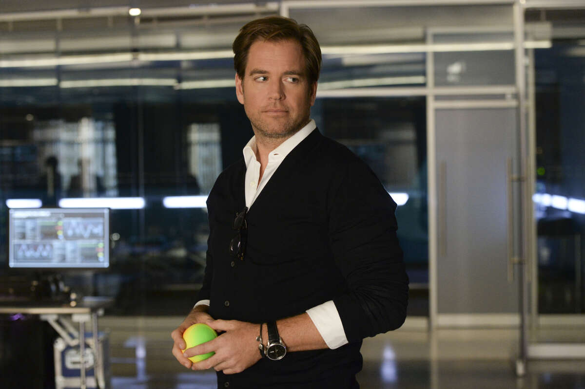 In this image released by CBS, Michael Weatherly portrays Dr. Jason Bull in a scene from