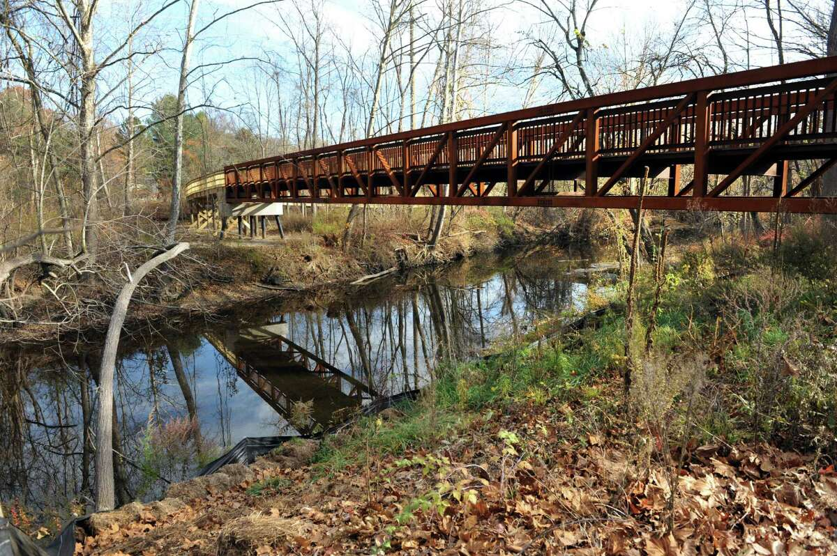 The Still River Greenway, a nearly two-mile trail that parallels Route 7 and the Still River, will soon officially open.