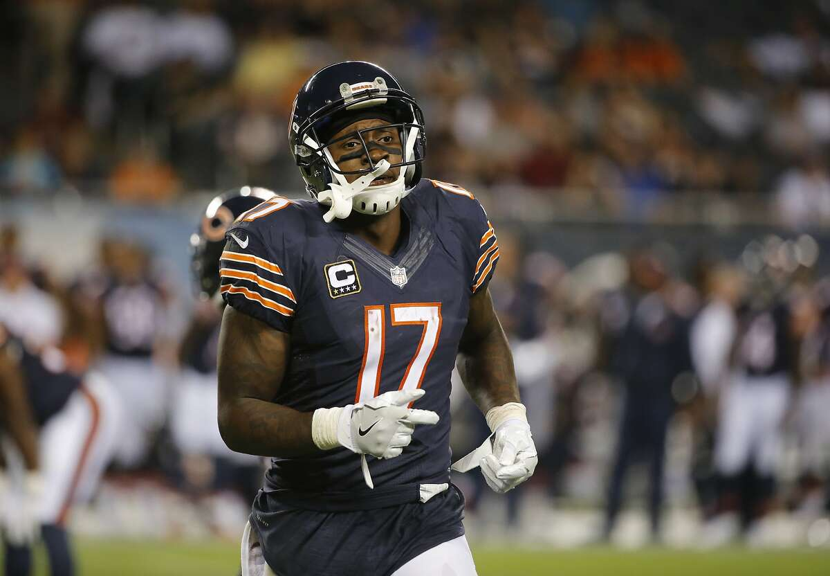 Alshon Jeffrey, wide receiver Jeffrey played under the franchise tag in 2016, and the Bears will let the enigmatic receiver test the free agent market this offseason. Jeffrey has been productive when on the field, but missed seven games in 2015 due to injury and four games in 2016 due to suspension.