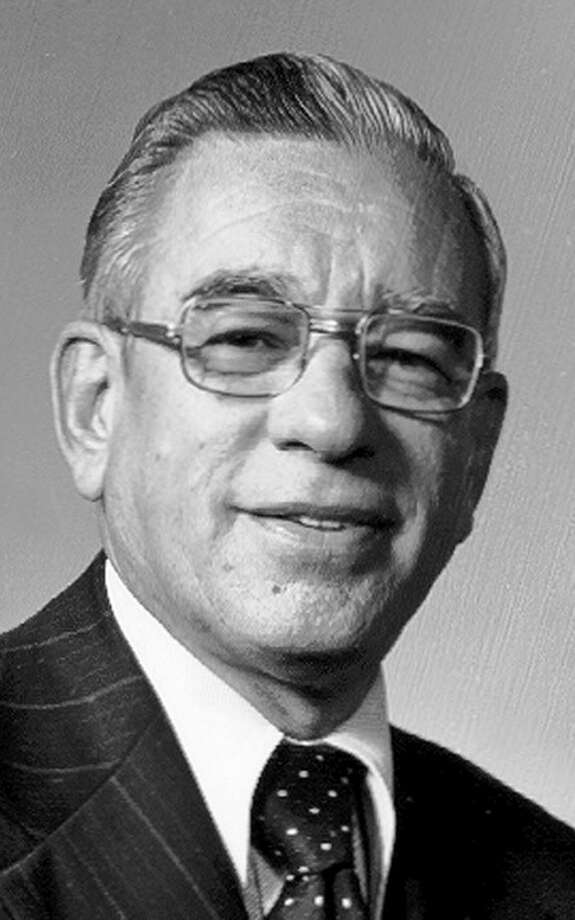 Billy Amstead, first president of the University of Texas of the Permian Basin.