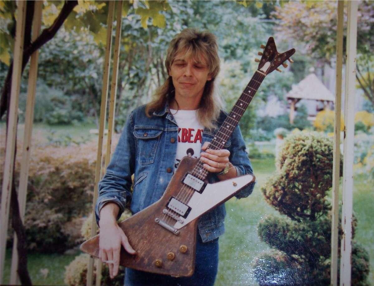 A mid-1980s photo of Buck Malen. (Photo from Facebook.) ORG XMIT: SOketmtlmQSqbXmkVUOB