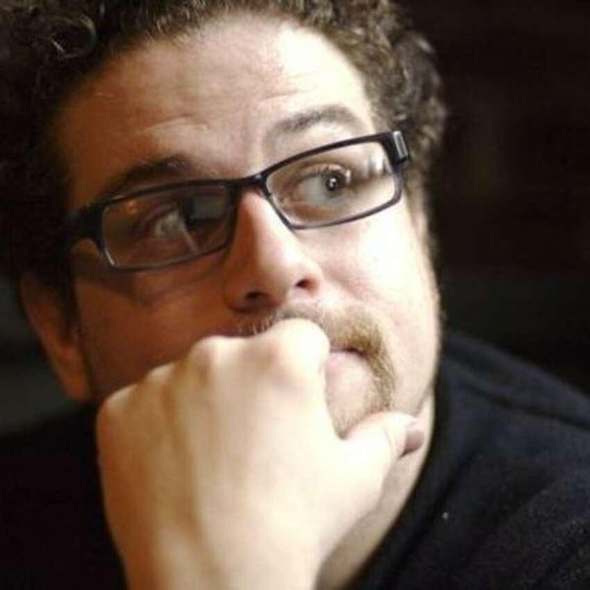 Composer David T. Little (photo from myspace.com/davidtlittle)