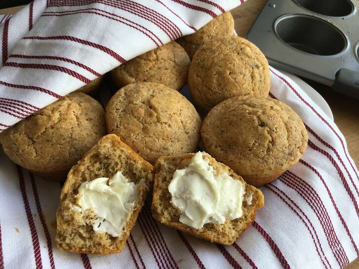 Tassajara's Corn Muffins