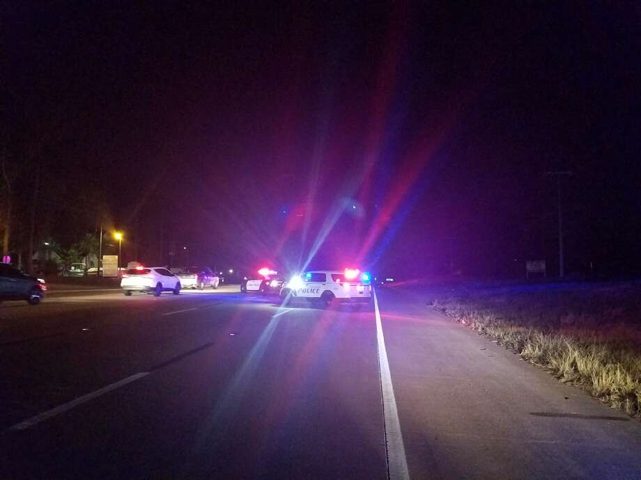 A 15-year-old girl was killed Monday night while trying to cross Texas 105 West, near April Sound in Conroe. Photo: Submitted