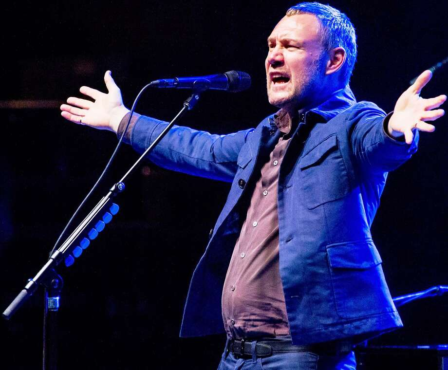 David Gray performs at Meadow Brook Music Theater in Rochester, Mich. Photo: Getty Images