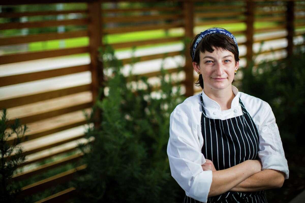 Julia Doran, former pastry chef at Bernadine's and Hunky Dory, joins the team at Nancy's Hustle in EaDo.