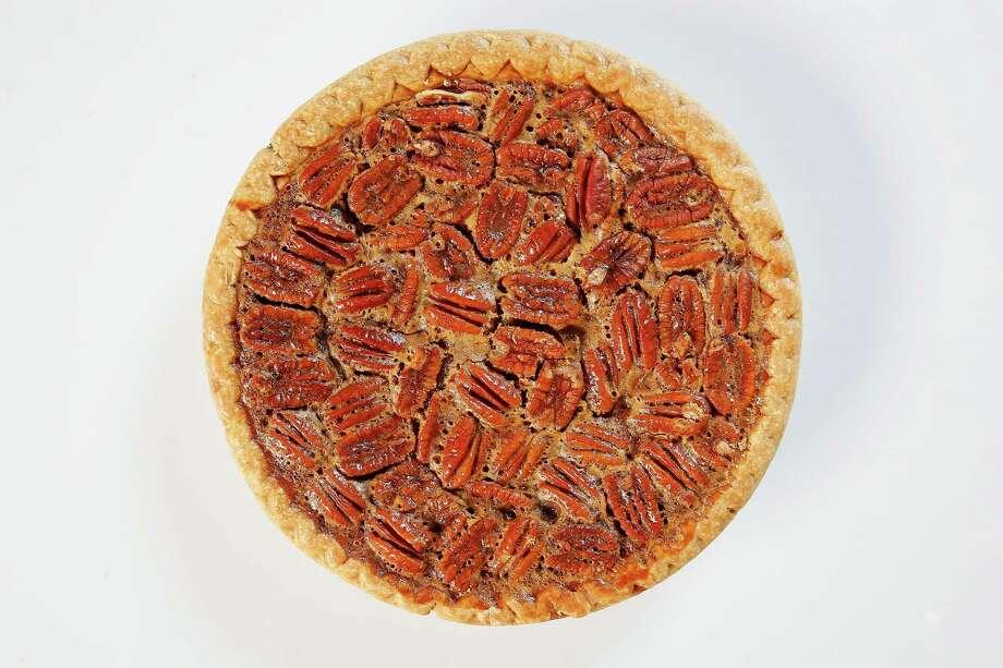 Goode Company's famous Brazos Bottom Pecan Pie. Photo: Michael Ciaglo, Staff / © 2016  Houston Chronicle