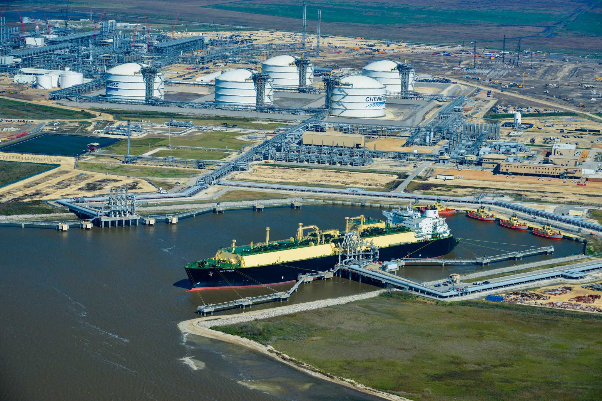 In matters of energy security, gas could be the new oil