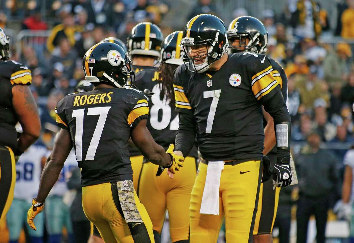 Steelers at Browns: McClain - Steelers Robertson - Steelers Wilson - Steelers Solomon - Steelers Smith - Steelers Creech - Steelers