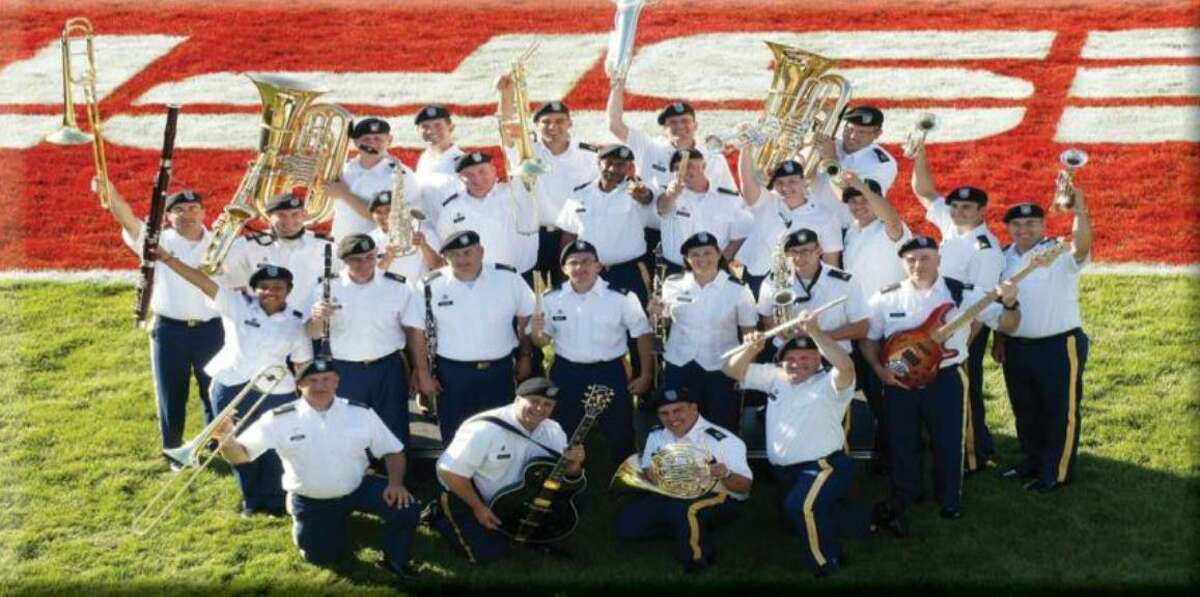 Griffin Hospital will host a free holiday concert by the 102nd Army Band on Tues., Dec. 6 at Shelton High School. Photo courtesy of Griffin Hospital