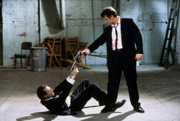 Reservoir Dogs (1992) Available on HBO July 1 Photo: Live Entertainment / Miramax Films