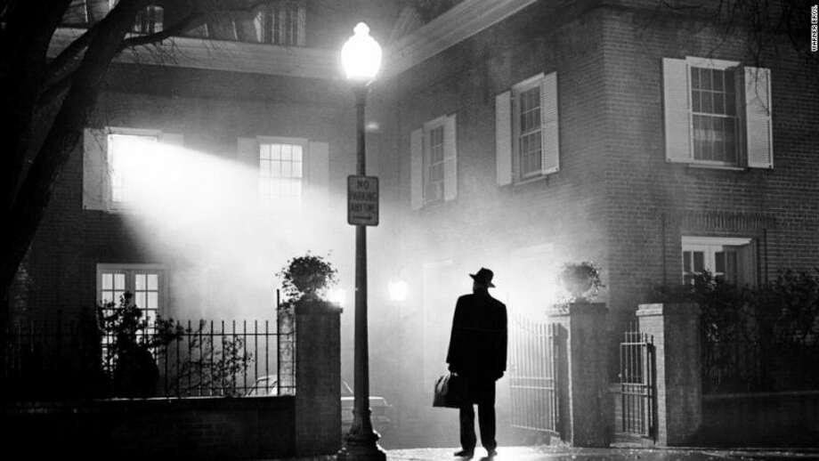 """A scene from the 1973 film """"The Exorcist"""" is shown. William Peter Blatty, the author of the book and film has died. He was 89. Photo: Hoya Productions / Warner Bros Pictures"""