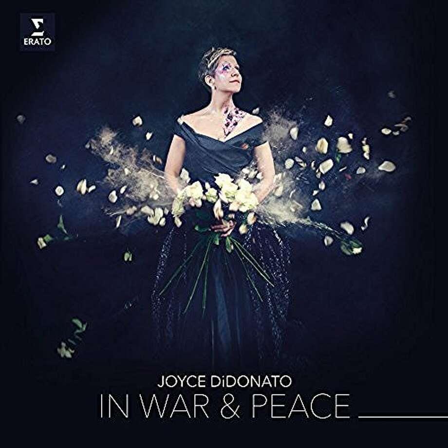 """Joyce DiDonato, """"In War & Peace"""" Photo: Erato Records"""