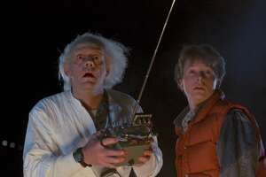 #7 - Back to the Future   Smart Rating: 96.17   Release Year: 1985   Starring: Michael J. Fox, Christopher Lloyd, Crispin Glover   Genre: Comedy, Science Fiction, Fantasy