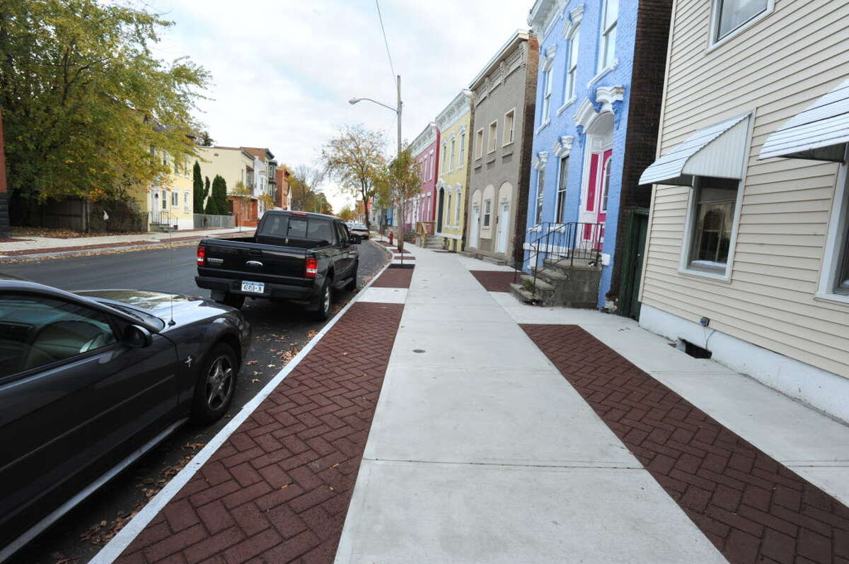 Click through the slideshow to find out what Places and Spaces readers told us were the prettiest streets in the Capital Region .