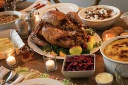 Whether it's a dine-in experience or a take-home meal to feed the family, you can give thanks that the professionals have it covered this Thanksgiving. Here are the restaurants staying open to cook so you don't have to.