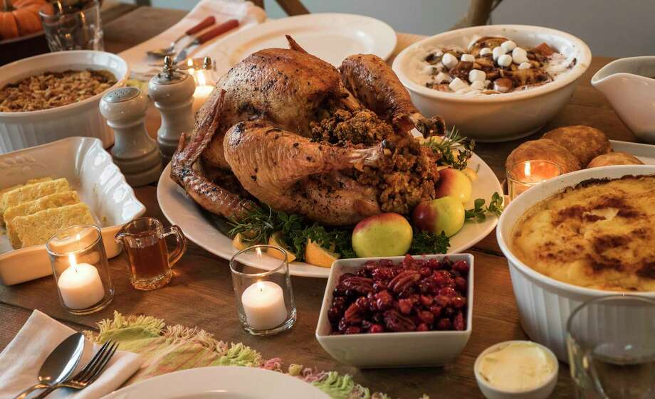 Whether it's a dine-in experience or a take-home meal to feed the family, you can give thanks that the professionals have it covered this Thanksgiving. Here are the restaurants staying open to cook so you don't have to. Photo: Tetra Images /Getty Images /Tetra Images RF / This content is subject to copyright.