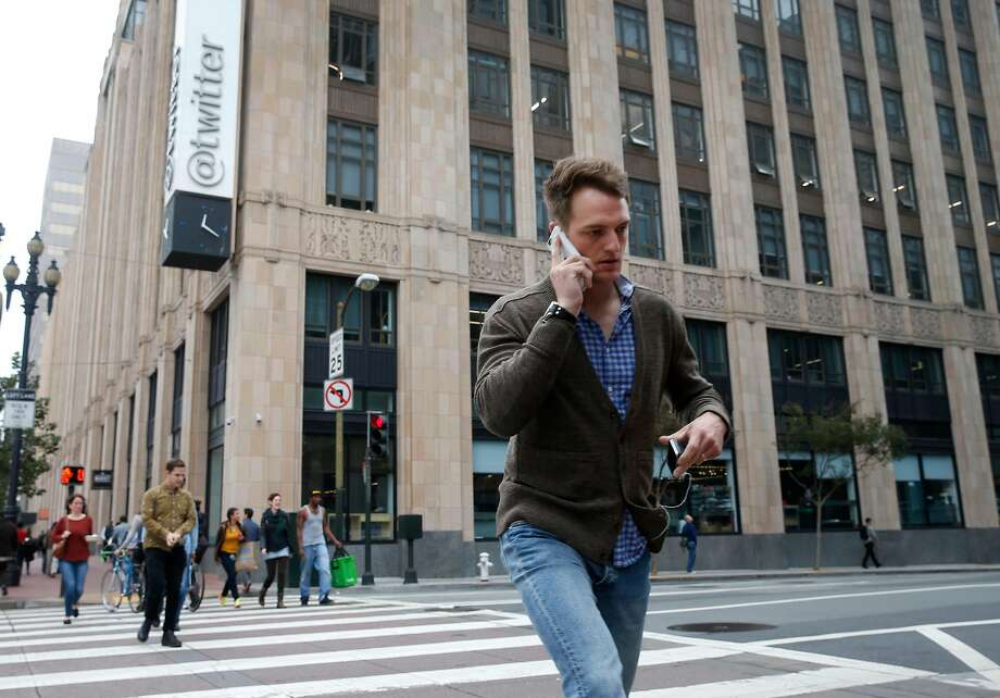 Twitter shareholders on Monday voted down a proposal to study the possibility of turning the company into a user-operated cooperative. Photo: Paul Chinn, The Chronicle